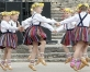 Latvijas novadus krāsaini ieskandina Dziesmu un Deju svētku tradīcija(ARHĪVS)