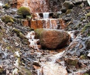 Dāvida dzirnavu avotu ūdenskritumi