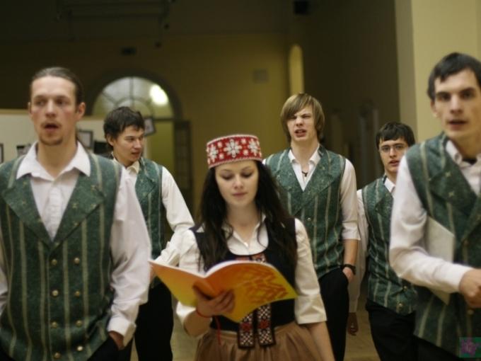 23. Studentu folkfestivāls Jelgavā(ARHĪVS)
