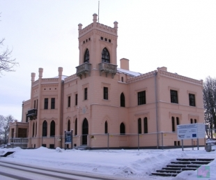 Alūksnes Muižas parka svētkos aicina uz aktīvu ziemas atpūtu kopā ar ģimeni(ARHĪVS)