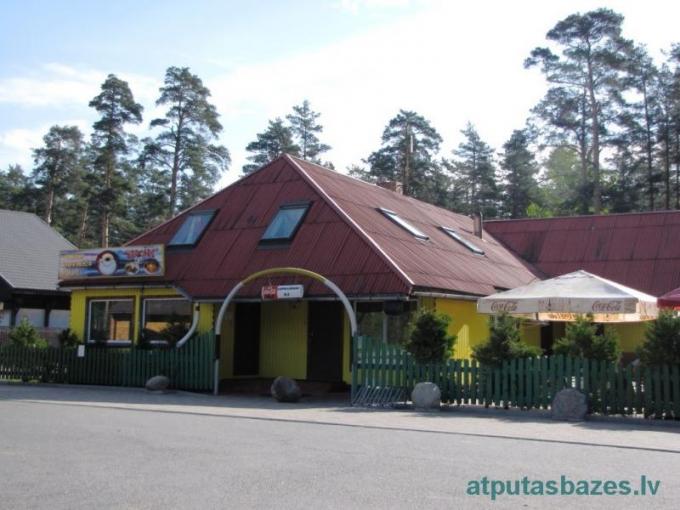 Korsārs  Veikals,kafejnīca