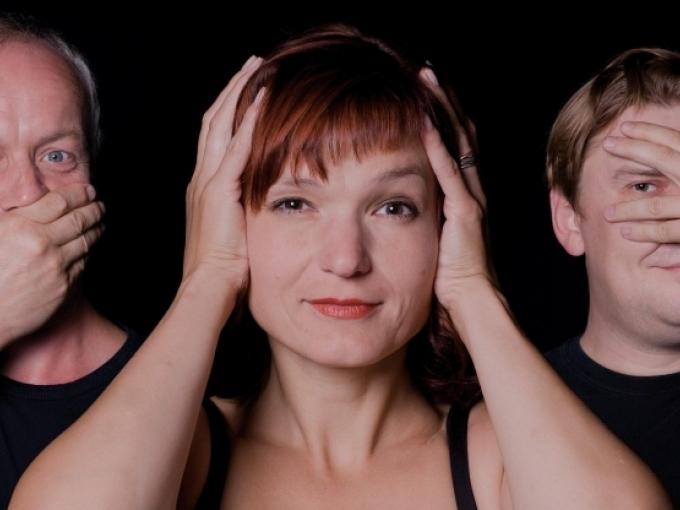 Trio – pirmizrāde Valmieras teātrī(ARHĪVS)