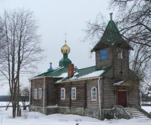 Tiskādu pareizticīgo baznīca