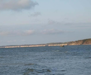 Jūrakmenis Pāvilostā