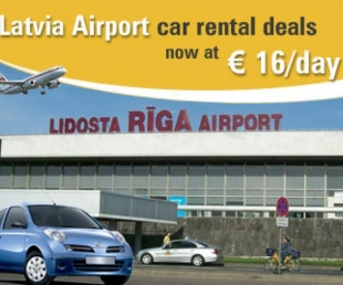 Car Hire Latvia