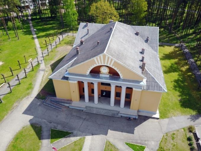 Sedas pilsēta un Sedas kultūras nams ar kultūrvēsturiskā mantojuma ekspozīciju