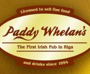 Paddy Whelans Īru krogs