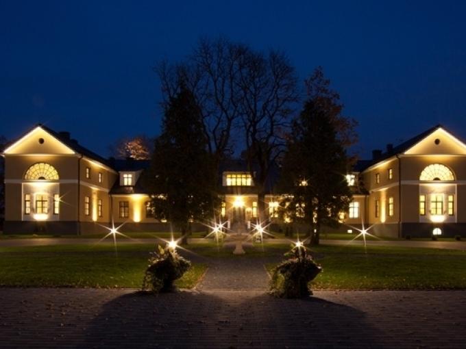 Skrunda Manor