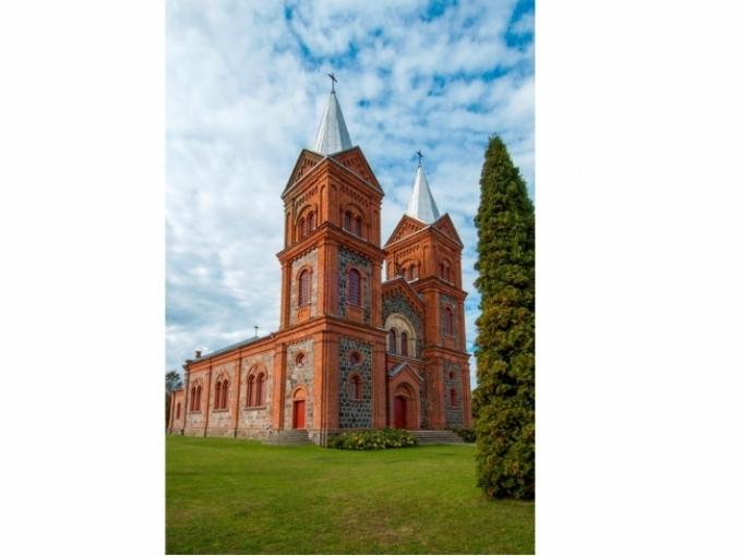 Stirnienes Sv. Laurencija Romas katoļu baznīca