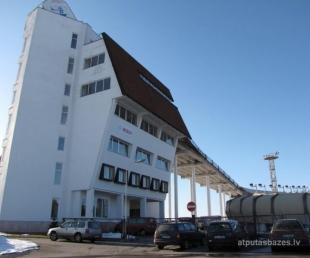 Bobsleja un kamaniņu trase Sigulda