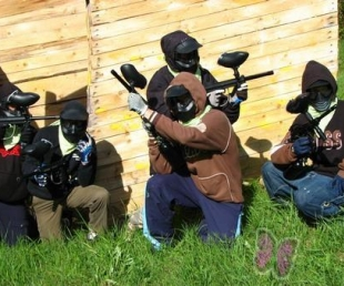 Cesis Paintball Park