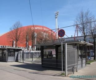 Olimpiskā Skonto halle