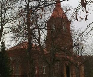 Aizputes Septītās dienas adventistu baznīca