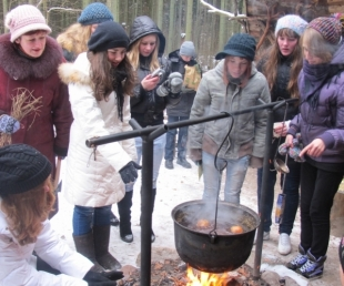 Piedzīvojumu medības Tērvetē 25. februārī(ARHĪVS)