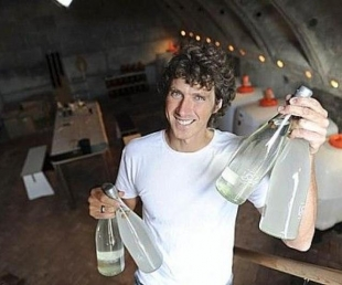Libertu berzu sulas un vīna pagrabs
