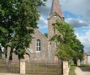 Pļaviņu Sv. Pētera luterāņu baznīca