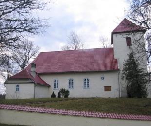 Sakaslejas evanģēliski luteriskā baznīca