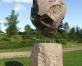 Akmens skulptūras