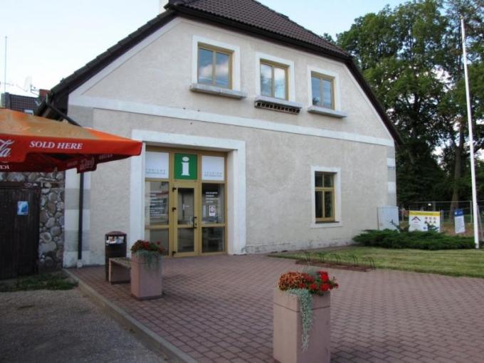 Salacgrīvas novada tūrisma informācijas centrs TIC