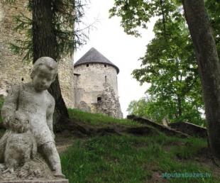 Objekta detalizēta meklēšana :: : Cesis castle complex