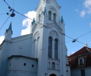 Romas katoļu Sāpju Dievmātes  baznīca