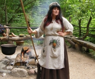 Limbažos izstāde par burvjiem un raganām(ARHĪVS)