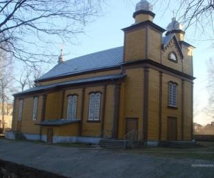 Malnavas Rožukroņa Dievmātes baznīca