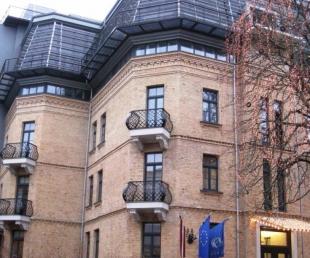Hotel Bergs Viesnīca
