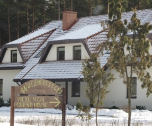 Waldmeisteri Guest house