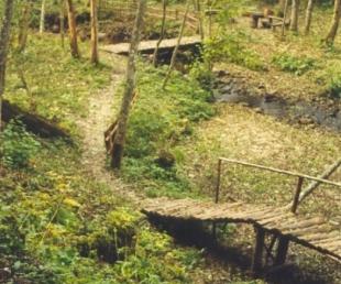 Akmeņupes dabas taka