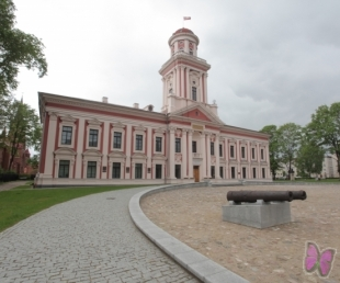 """""""Academia Petrina"""", Ģ. Eliasa Jelgavas Vēstures un mākslas muzejs"""