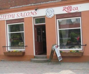"""Ziedu salons """"Roze"""""""