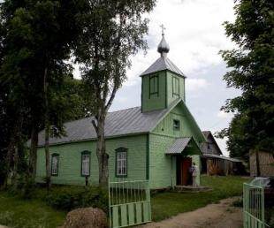 Uļjanovas vecticībnieku draudzes dievnams