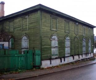 Zaļā sinagoga Rēzeknē