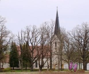 Kokneses luterāņu baznīca