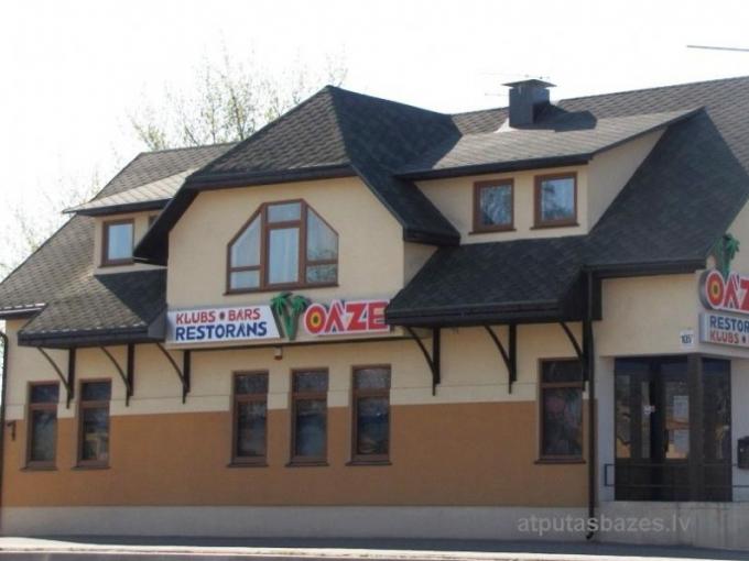 Oāze restorāns, naktsklubs