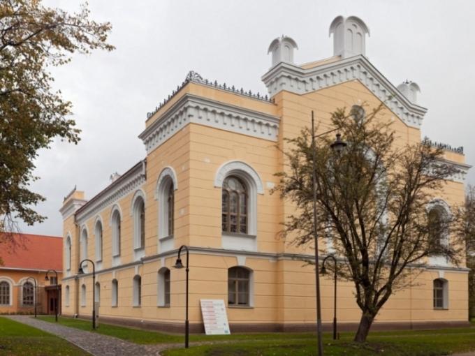 Sinagoga Kuldīgā