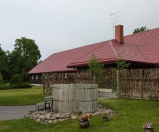 Вецмуижа (Vecmuiža), гостевой дом