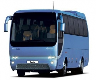 Autobusu un mikroautobusu noma