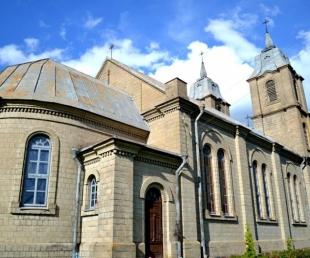 Spruktu Sv. Antona Romas katoļu baznīca