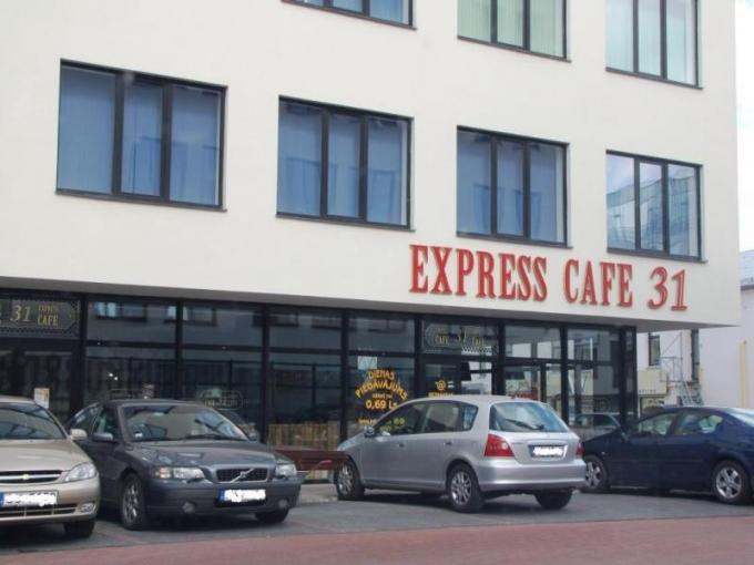 Cafe Express 31 Suši bārs