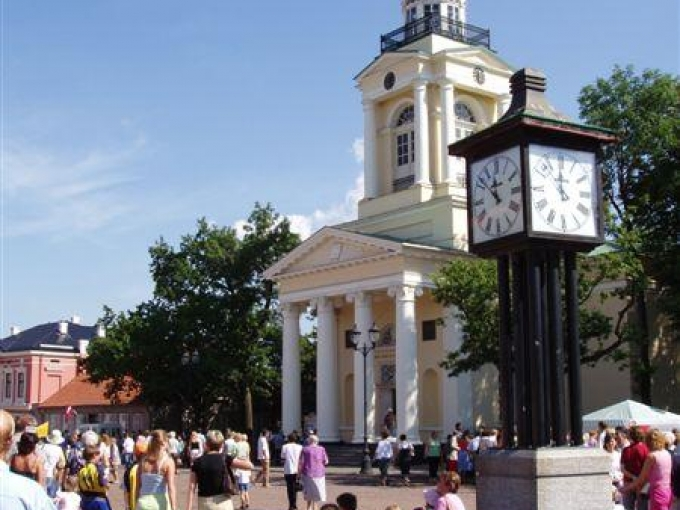 Old town of Ventspils :: Hotels,guest houses in Latvia