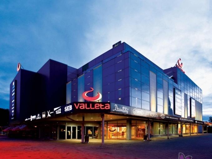 """Tirdzniecības centrs """"Valleta"""""""