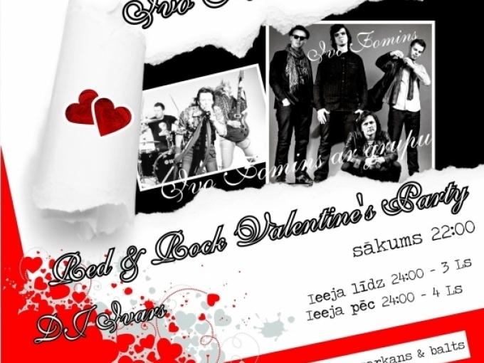 Valentīndienas pasākums Klubā Kaķis(ARHĪVS)