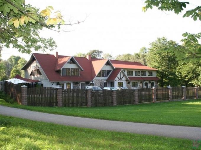 Брузис (Bruzis) Гостиница