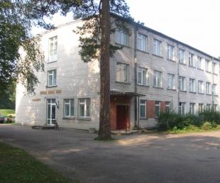 Saieta nams Rucavā