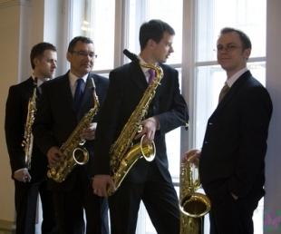 Koncertcikls Iededz gaismu turpinās ar saksofonu mūziku(ARHĪVS)
