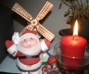 Ziemassvētki un Jaunais gads Kandavā(ARHĪVS)