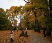 Zelta lapu skrējiens - Siguldas pusmaratons(ARHĪVS)