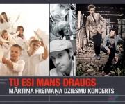 Limbažos notiks Mārtiņa Freimaņa dziesmu koncerts(ARHĪVS)